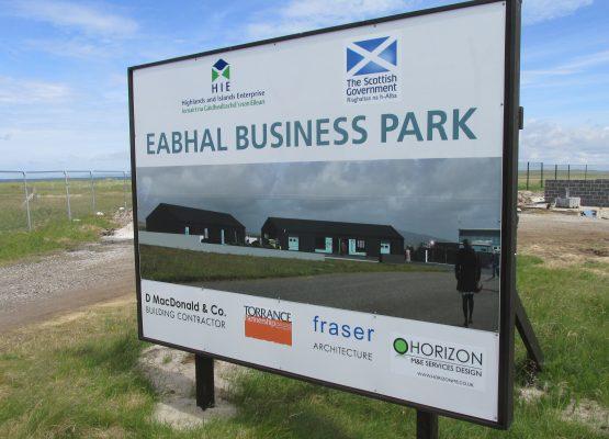 Balivanich Business Units, Benbecula, Western Isles
