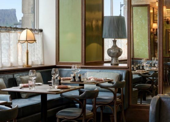 The Scotsman feature the Balmoral Hotel Bar & Restaurant