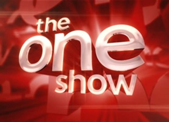 Appearance on BBC's The One Show